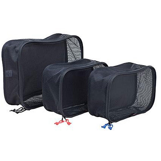 Rick Steves 3-piece Packing Cube Set