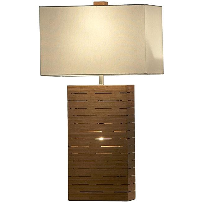 Rift Standing Table Lamp