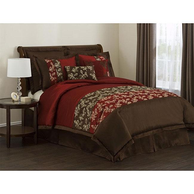 Lush Decor Lila 8-piece Comforter Set