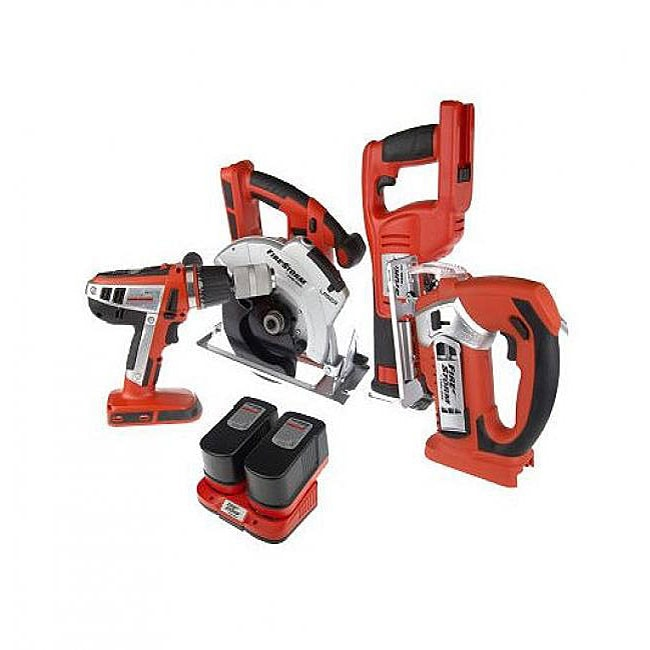 Black & Decker FS424SB-2 Firestorm 24-volt 4-piece Cordless Combo Set