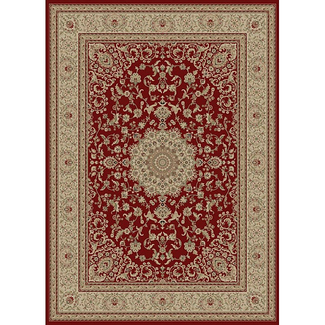 Kingston Red Oriental Rug (8'9 X 12'3)