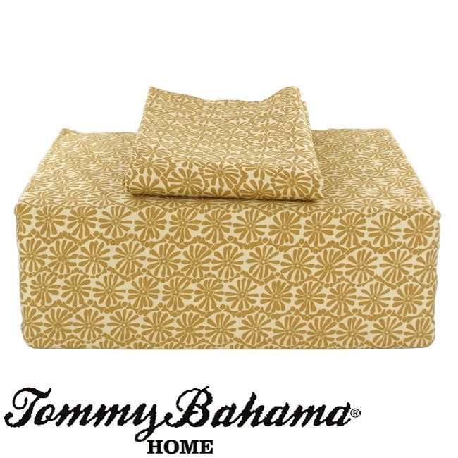 Tommy Bahama Bali Queen-size Sheet Set