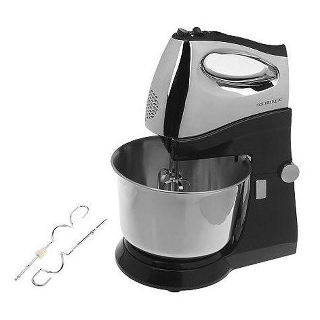 Cook's Essentials K21935 Technique 5-speed Heavy-duty Hand/ Stand Mixer (Refurbished)
