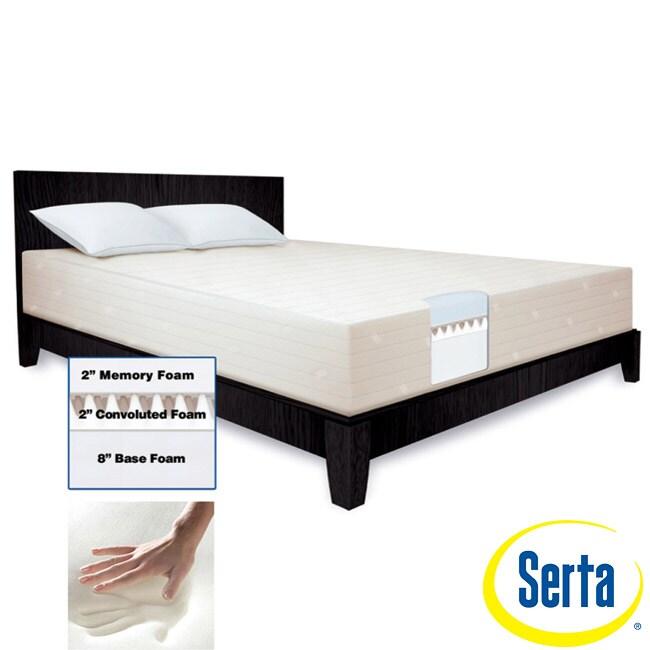 Image Result For Serta Memory Foam Mattress