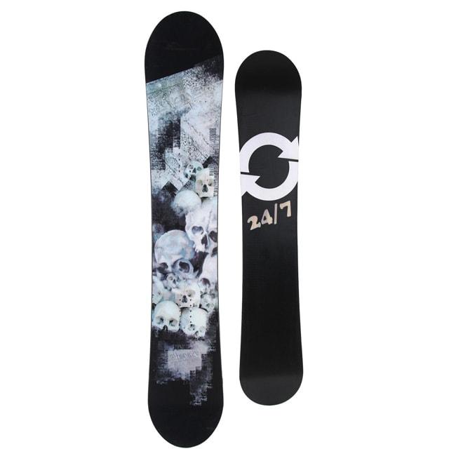 24/7 Bones 153 Men's Snowboard