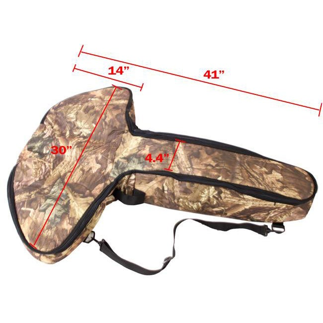OEM Camouflage Canvas Crossbow Carrying Case