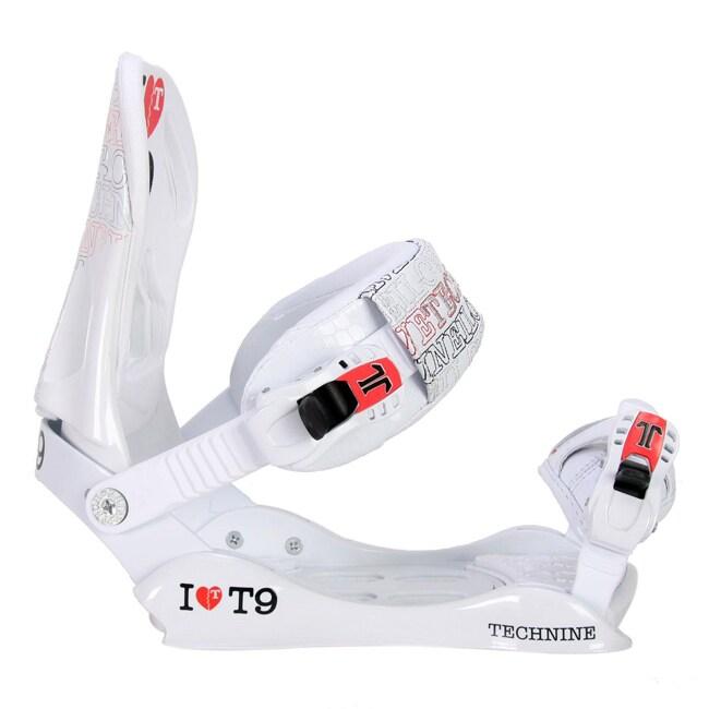 Technine Men's Jib Series Snowboard Bindings