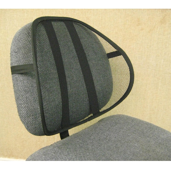 Cool Mesh Portable Lumbar Support for Auto or Home