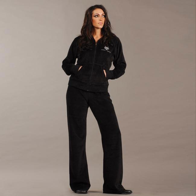 Height Goddess Women S Tall Velour Tracksuit Overstock
