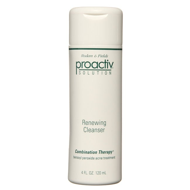Proactiv Solution Step One 4 Oz Renewing Cleanser Free
