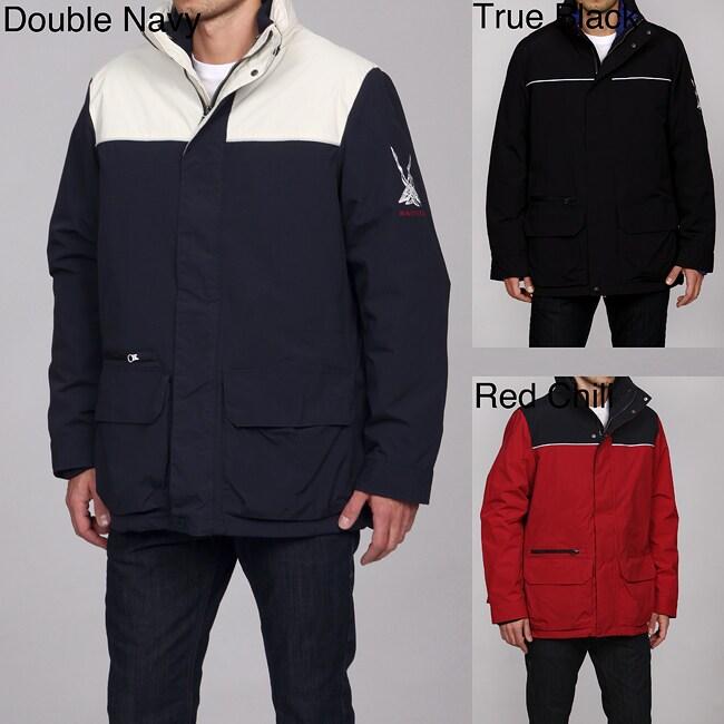 Nautica Men's Channel 3-in-1 Jacket