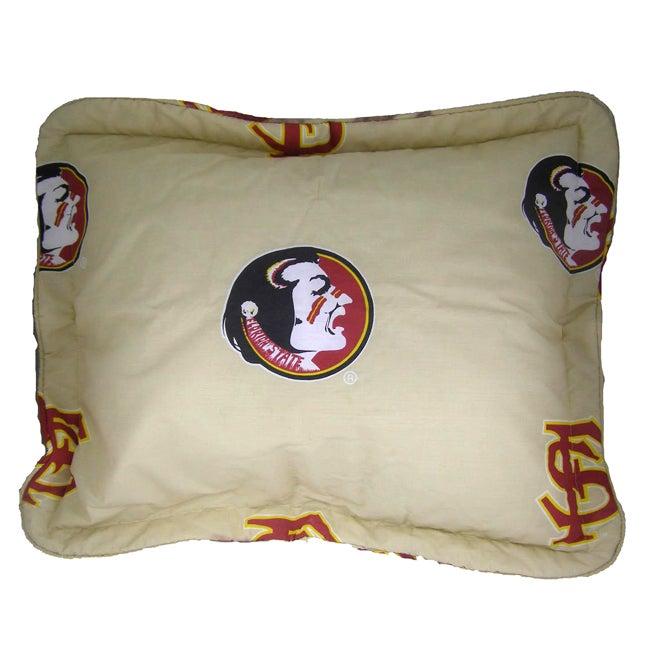 Florida State University Seminoles Pillow Sham