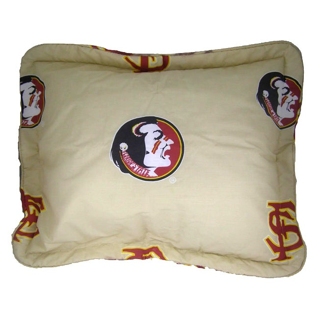 Florida State University Seminoles King-size Pillow Sham
