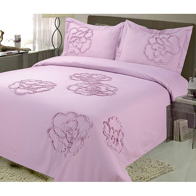 Juno Full/Queen-size Duvet Cover Set