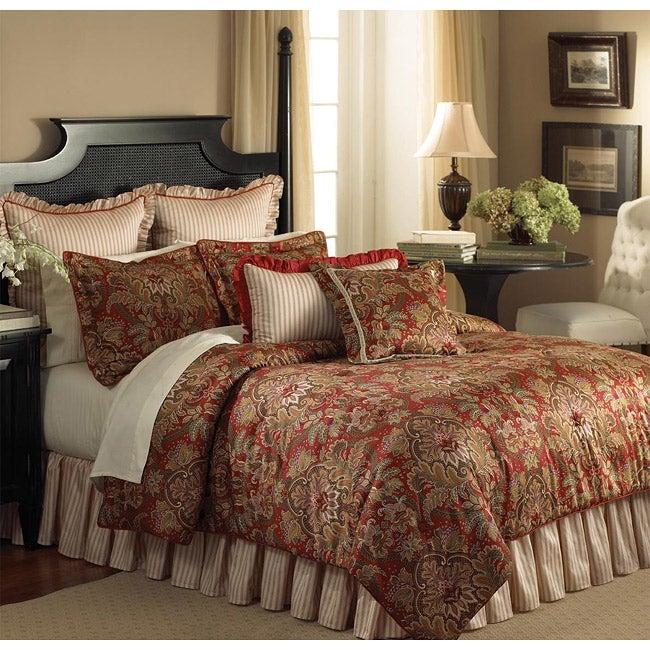 Tabriz California King-size Comforter Set