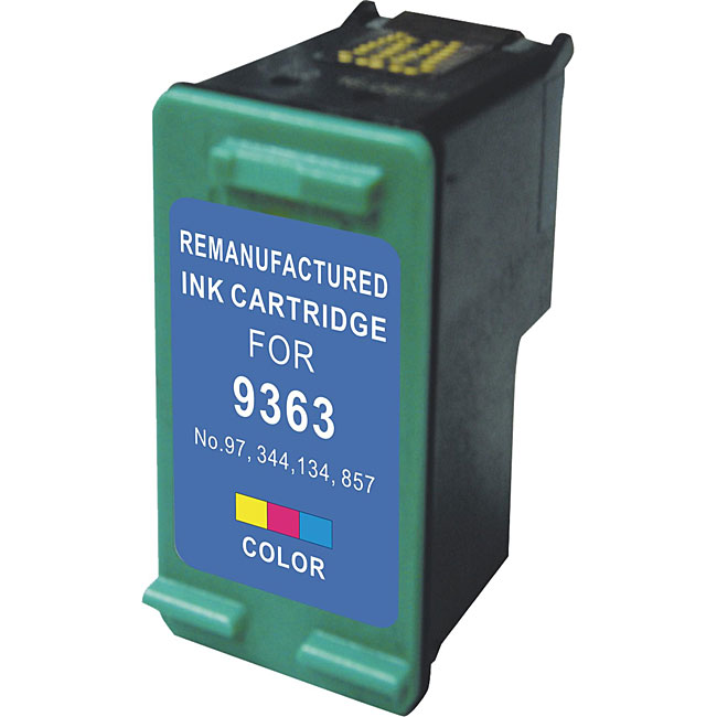 C8763WN HP 97 Color Remanufactured Ink Cartridge