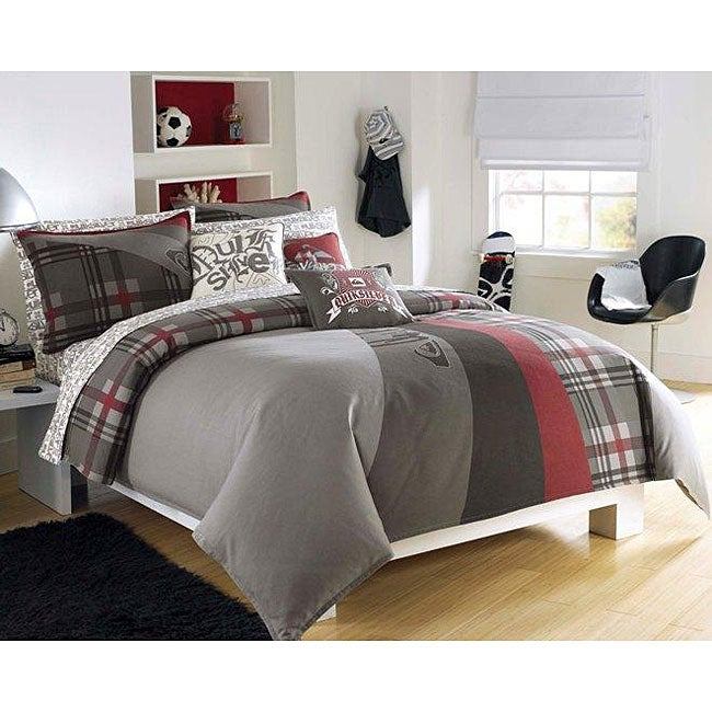 Shop Quiksilver Cruiser Full Queen Size Duvet Cover Set Free