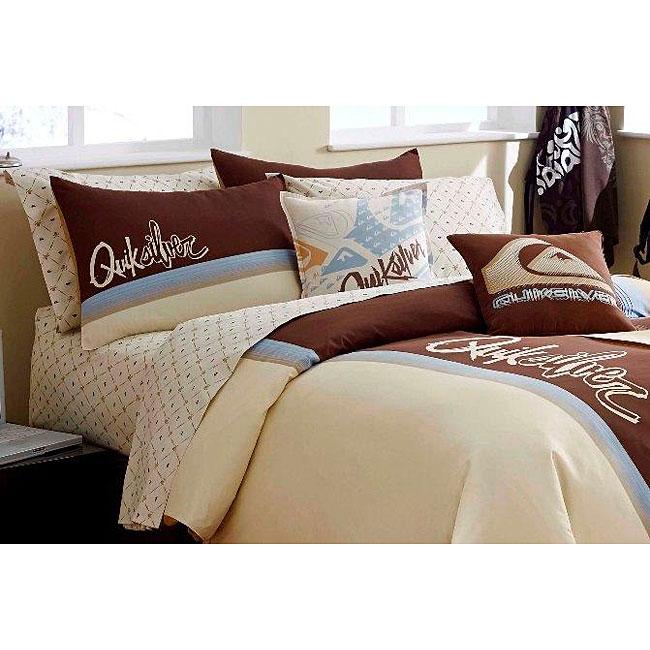 Quiksilver Bleeker Street Queen-size 200 Thread Count Sheet Set