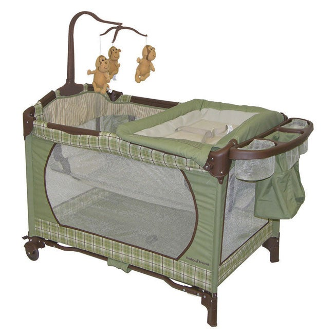 Baby Trend Nursery Center Playard In Nambia