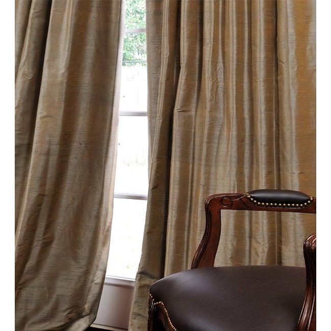 Exclusive Fabrics Signature Taupe Grey 108-inch Textured