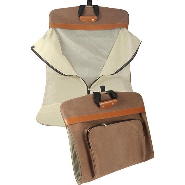 Roberto Amee Embossed Hanging Garment Bags (Case of 15)