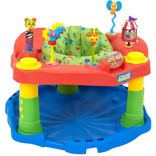 Evenflo ExerSaucer Delux Active Learning Center