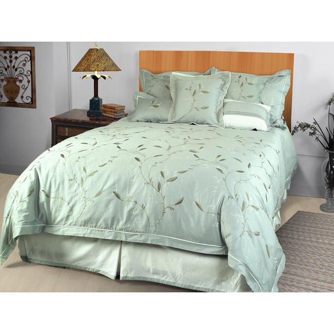 Lydia 7-piece King-size Comforter set - Thumbnail 0