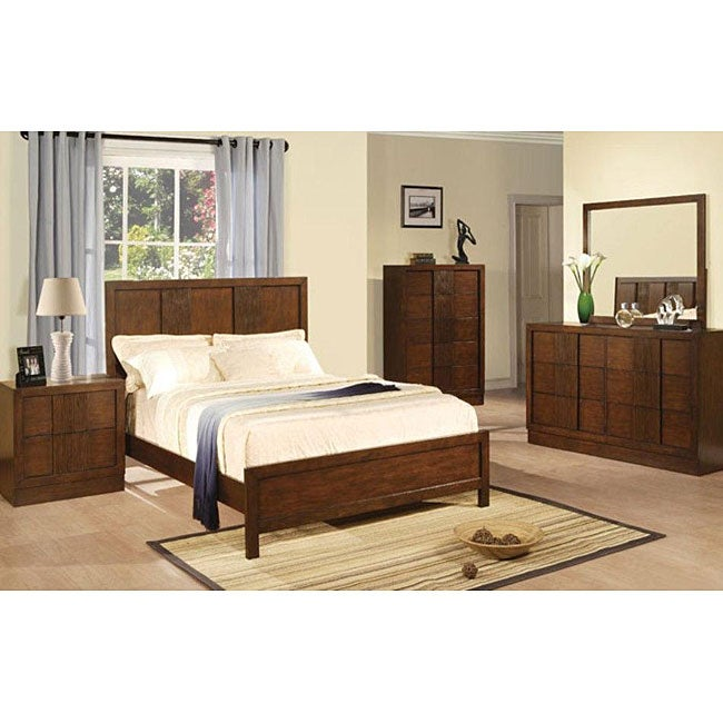 java 5 piece queen size bedroom set free shipping today