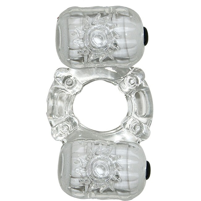 Nasstoys The Macho Crystal Collection Partner Pleasure Ring