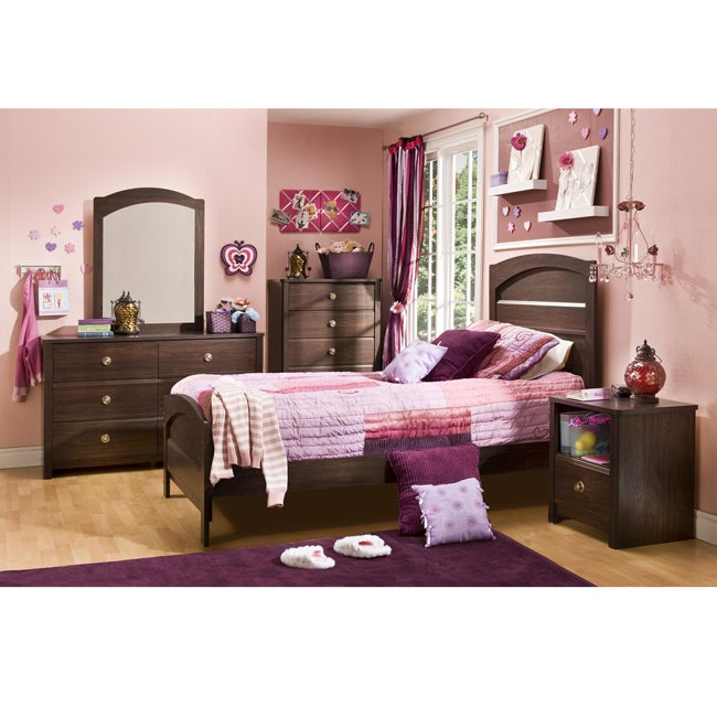 Shop south shore hoops collection 3 piece bedroom set - South shore 4 piece bedroom furniture set ...