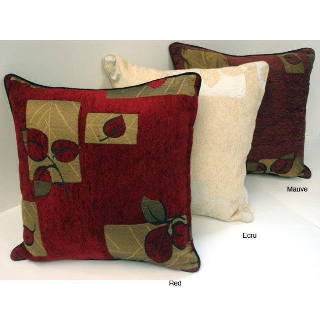 Leigh 18-inch Pillows (Set of 2)