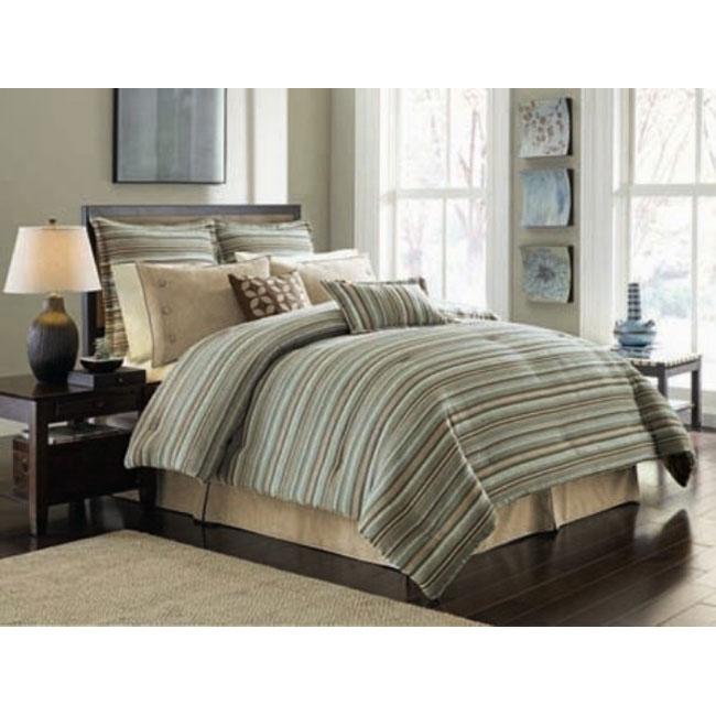 Ashton 4-piece King-size Comforter Set