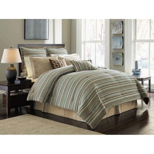 Ashton 5-piece California King-size Comforter Set