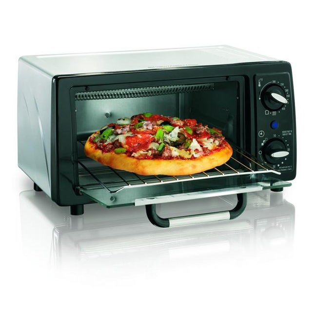 Hamilton Beach 31134 Large Capacity Stainless Steel Toaster Oven