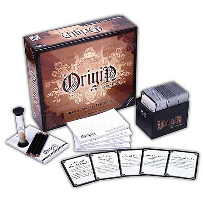 Discovery Bay Games 'Origin of Expressions' Board Game