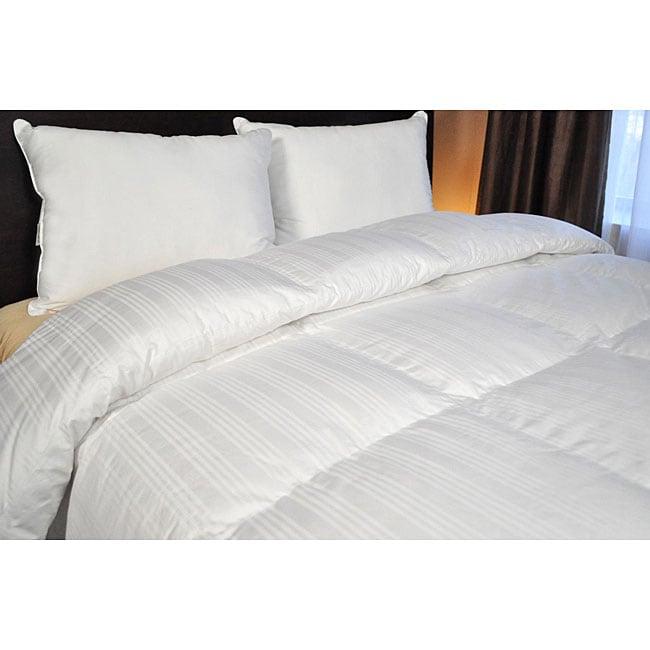 Joseph Abboud 1000 Thread Count European White Goose Down Comforter