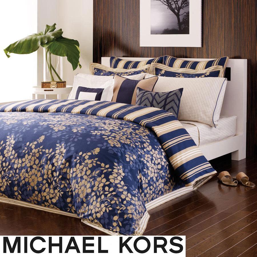 Michael Kors St Tropez King Size Duvet Cover Set