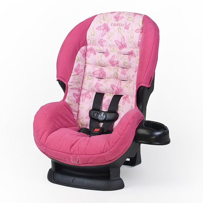 cosco scenera convertible car seat in butterfly dreams free shipping today. Black Bedroom Furniture Sets. Home Design Ideas