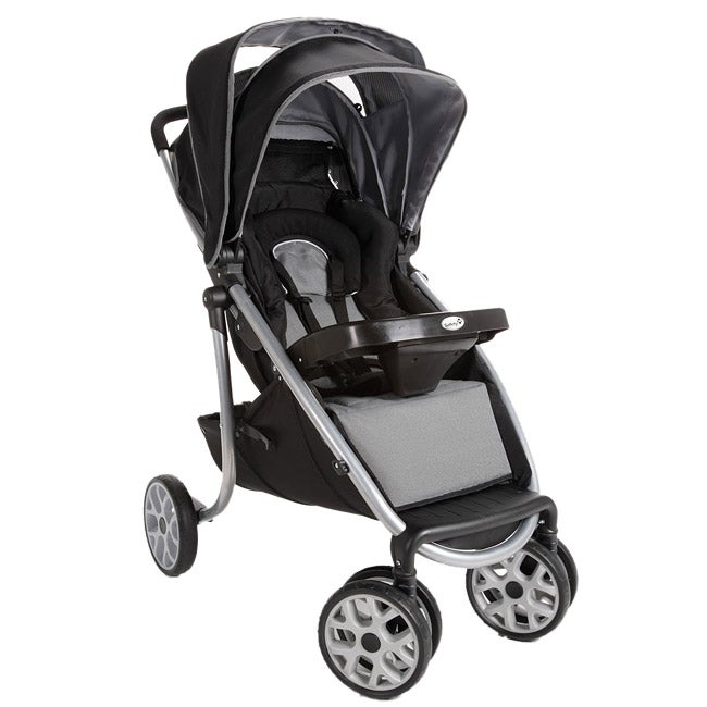 Safety 1st Aero Lite Deluxe Stroller in Silverleaf - Thumbnail 0