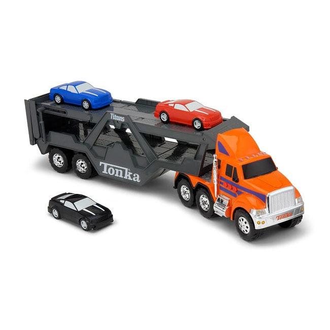 Tonka Titans Car Carrier