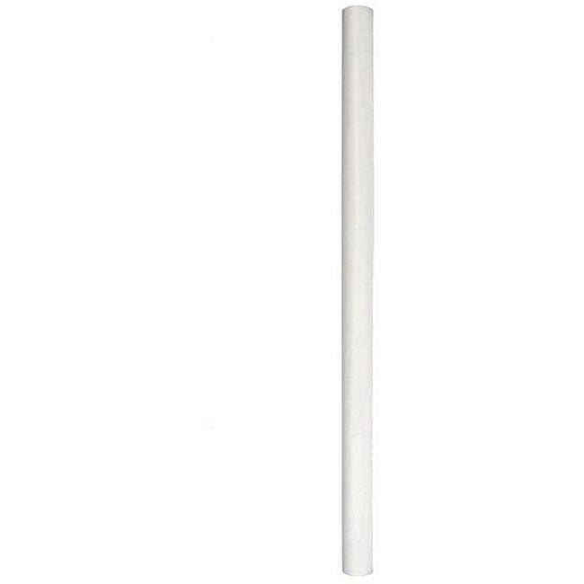 Duni Supply White 100-ft Table Cover Roll
