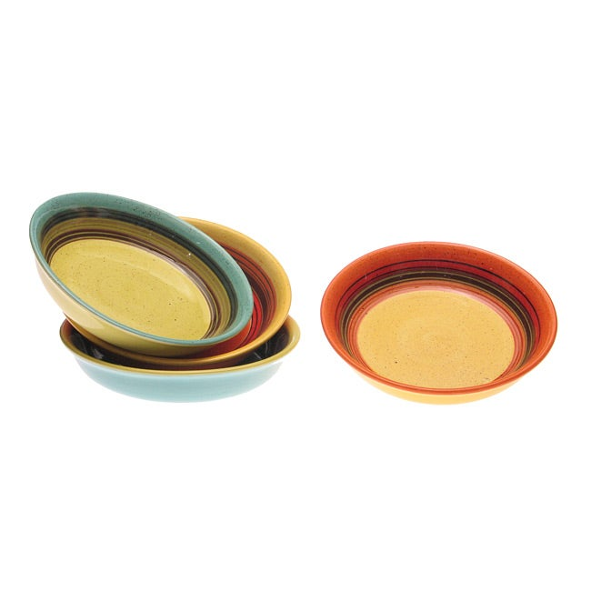 Certified International Sedona Soup Bowls (Set of 4)