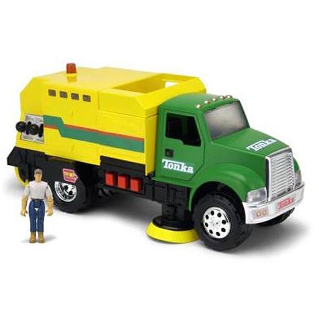 Tonka mighty motorized street sweeper free shipping for Tonka mighty motorized street sweeper