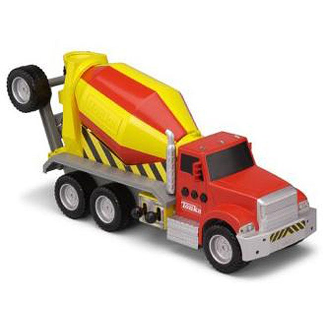 tonka mighty motorized cement mixer free shipping today