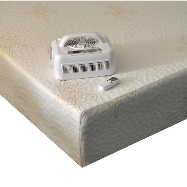 Comfort Code Legacy Temperature-controlled Twin-size Memory Foam Mattress