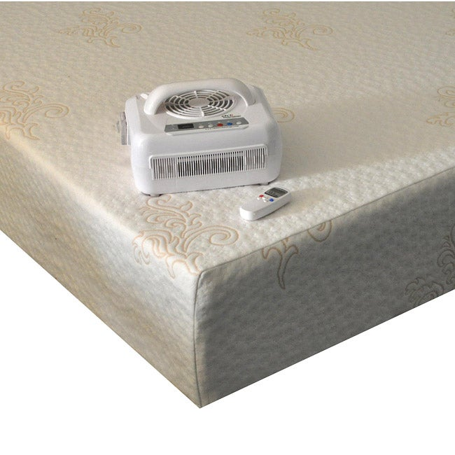 Comfort Code Legacy Temperature-controlled Queen-size Memory Foam Mattress