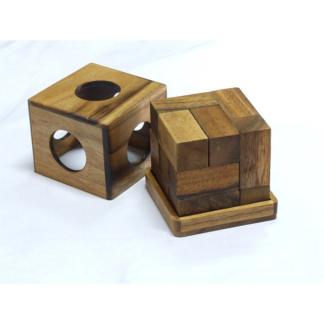 Crazy Cube Travel Size Puzzle Game (Thailand)