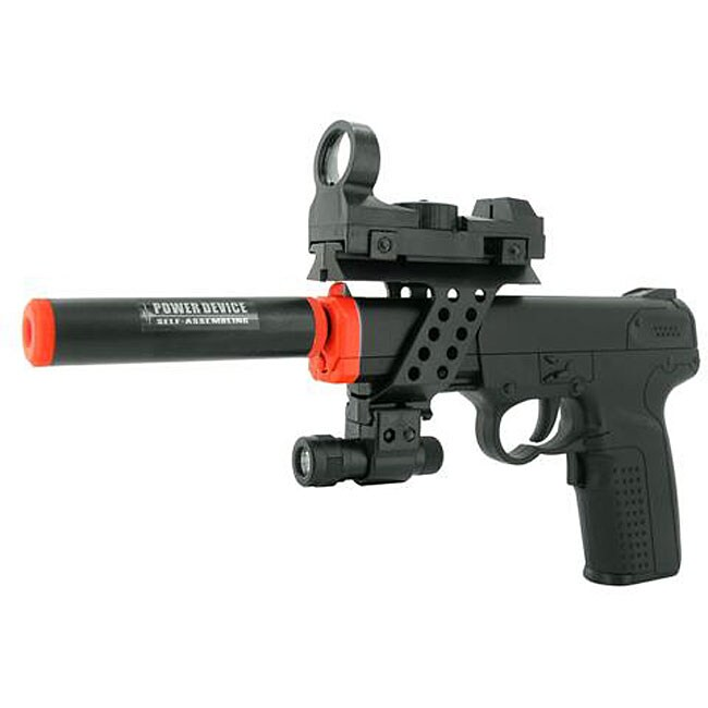 Electric Full Auto Tactical FPS-150 Five-Seven Airsoft Pistol
