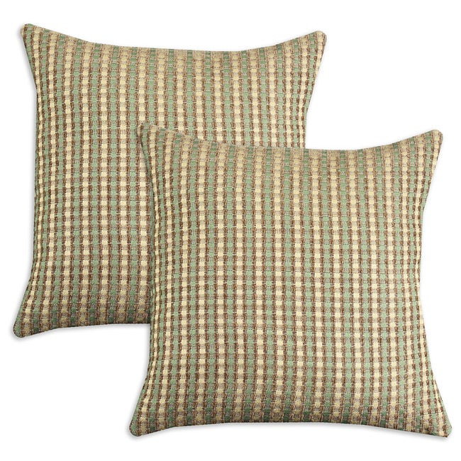 Forest Throw Pillows (Set of 2)