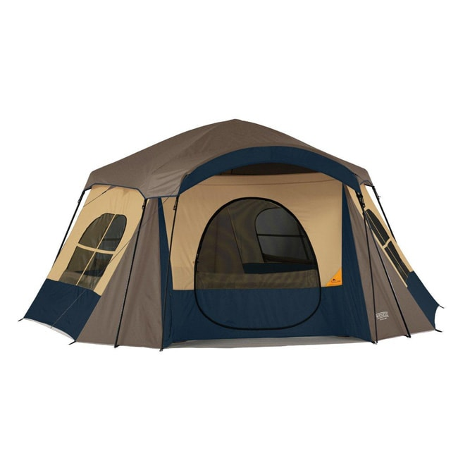 Wenzel Cedar Lake 8-person Family Dome Tent - Free ...
